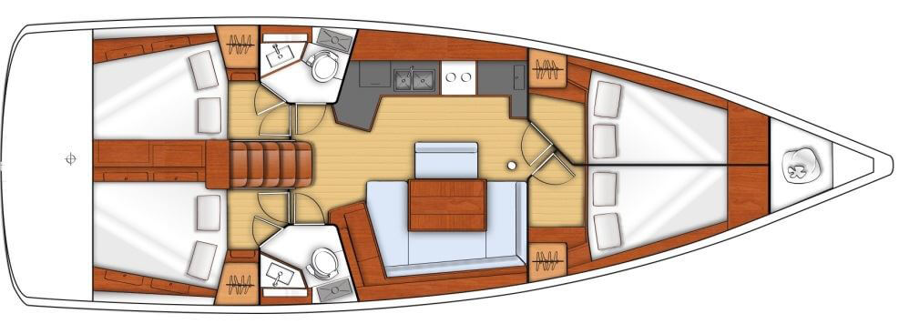 oceanis-45-layout-2